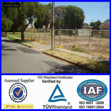 DM rubber base temporary fence (Anping)