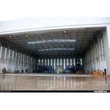 Hangar d'avions à cadre léger Andy