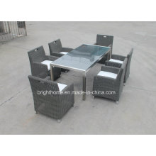 Muebles al aire libre Rattan / Wick Chair and Table