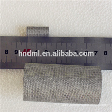 Maille de filtre de fil tissé fritté fritté fritté de cinq couches de 150 microns