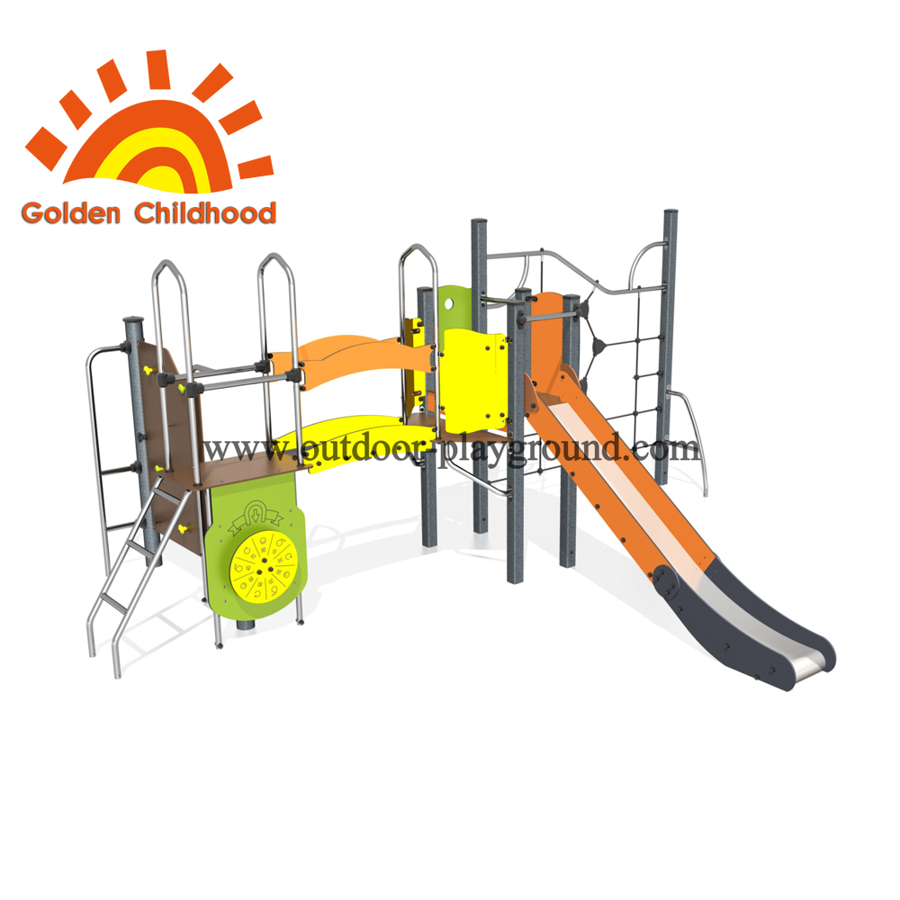 Play Set Slide Outdoor Playground Equipment For Sale