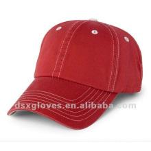Мода хлопка бейсбол шляпу 6 панели моды шляпу