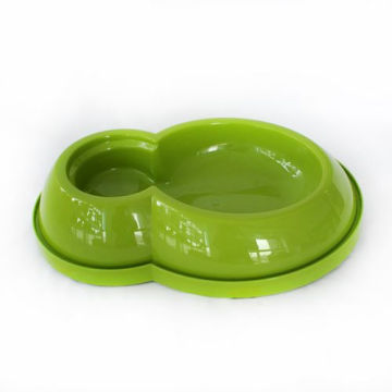 Dog Twin Bowl Feeder