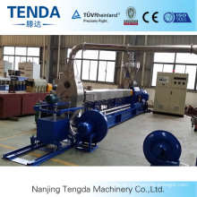 Recycling Granule Twin Screw Extruder with Convenience