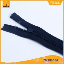 Cremallera Profesional # 5 cremallera de nylon para ropa de cama ZN20006