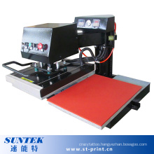 Ce Certificate Pneumatic Double Station Transfer Printing Machine