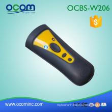 Mini Portable 2D Wireless Barcode Scanner Bluetooth