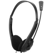 Audiogerät von Computer-Kopfhörern Rauschunterdrückung Mic