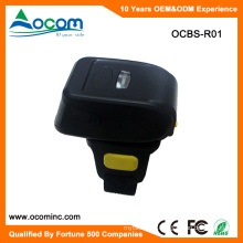 OCBS-R01 Mini Ring Wireless Barcode Scanner For 1D Barcode