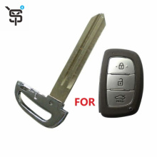 Factory price OEM 3button folding remote key shell for Hyundai universal car key silicone car key case