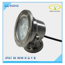 Горячие продажи IP67 Сид 6w СИД подводный фонтан свет