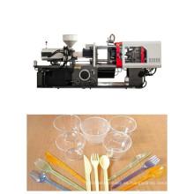 Máquina de moldeo por inyección de PVC 100ton