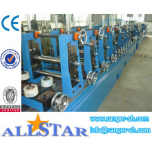 SS PIPE MAKING MACHINE FOR ROUND AND SQUARE PIPES