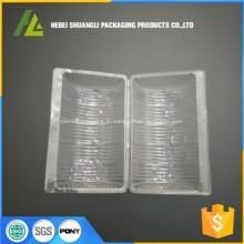 boîte à gâteau en pvc transparent personnalisé