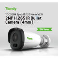 4MP Tiandy TC-C34GN Bullet CCTV-Kamera