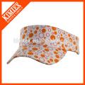 Custom Fashion Designer Sun Visor Hat