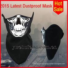 ¡Envío gratis! Calentadores de cuello térmico CS Skull Sombrero Headgear Esquí de invierno Oído A prueba de viento Máscara facial Motocicleta Bicicleta Bufanda