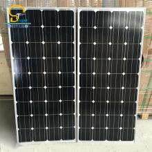 High Efficient mejor precio garantizado panel solar de 100 vatios
