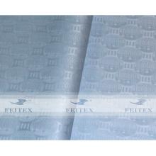 Light blue color shadda 10 yards/bag African abaya fabric bazin riche dyed jacquard high quality textiles stock