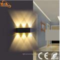 High Quality 6W8w Lamp Shell Black Wall Lamp