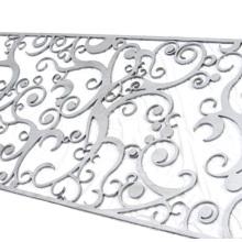 Peças do corte do laser / peças de chapa metálica / de aço inoxidável / corte do laser