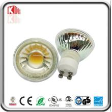 Luz del punto de 3000k 120V vidrio 5W 400lm LED MR16