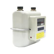 Gewöhnliche Stahlgehäuse-Membran-LPG-Gaszähler
