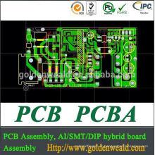 Assemblée de morceau d'Assemblée de carte PCB de comprimé pour des produits électroniques avec la haute précision SMT