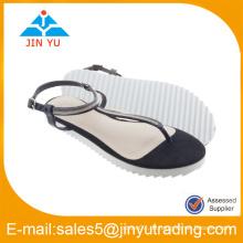 Dame Komfort Schuhe Frauen Sandalen