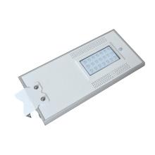 5 anos de luz solar da estrada da garantia toda em uma luz de rua solar integrada do diodo emissor de luz