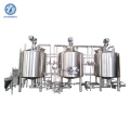 Stainless Steel 1000L/Day Turnkey Plant Micro Craft Beer Brewing Equipment
