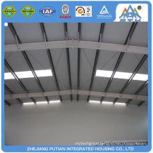 Hot sale economical PVC floor prefabricated substation