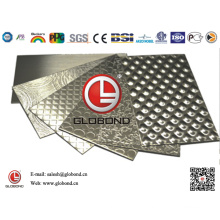 Globond Stainless Steel Wall Panel 011