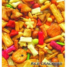 Chrismas Party Reis Cracker Snack