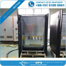 Unterbrechungsfreie Stromversorgung Industrie 160kVA UPS für Bank / Hotel / Krankenhaus / Datenbank verwenden