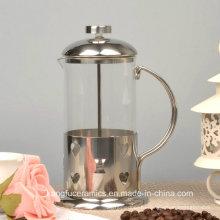 Рекламная кофеварка 600 мл, чайник