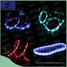 70cm RGB Waterproof Shoes LED Light Strip Light