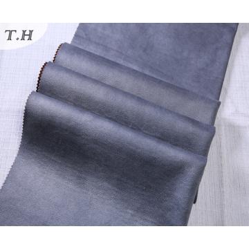 Super Soft und Sealing Glue Wildleder für Sofa Fabric
