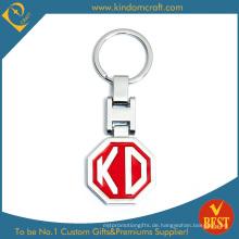 Liefern hohe Qualität niedrigen Preis Metall Schlüsselanhänger