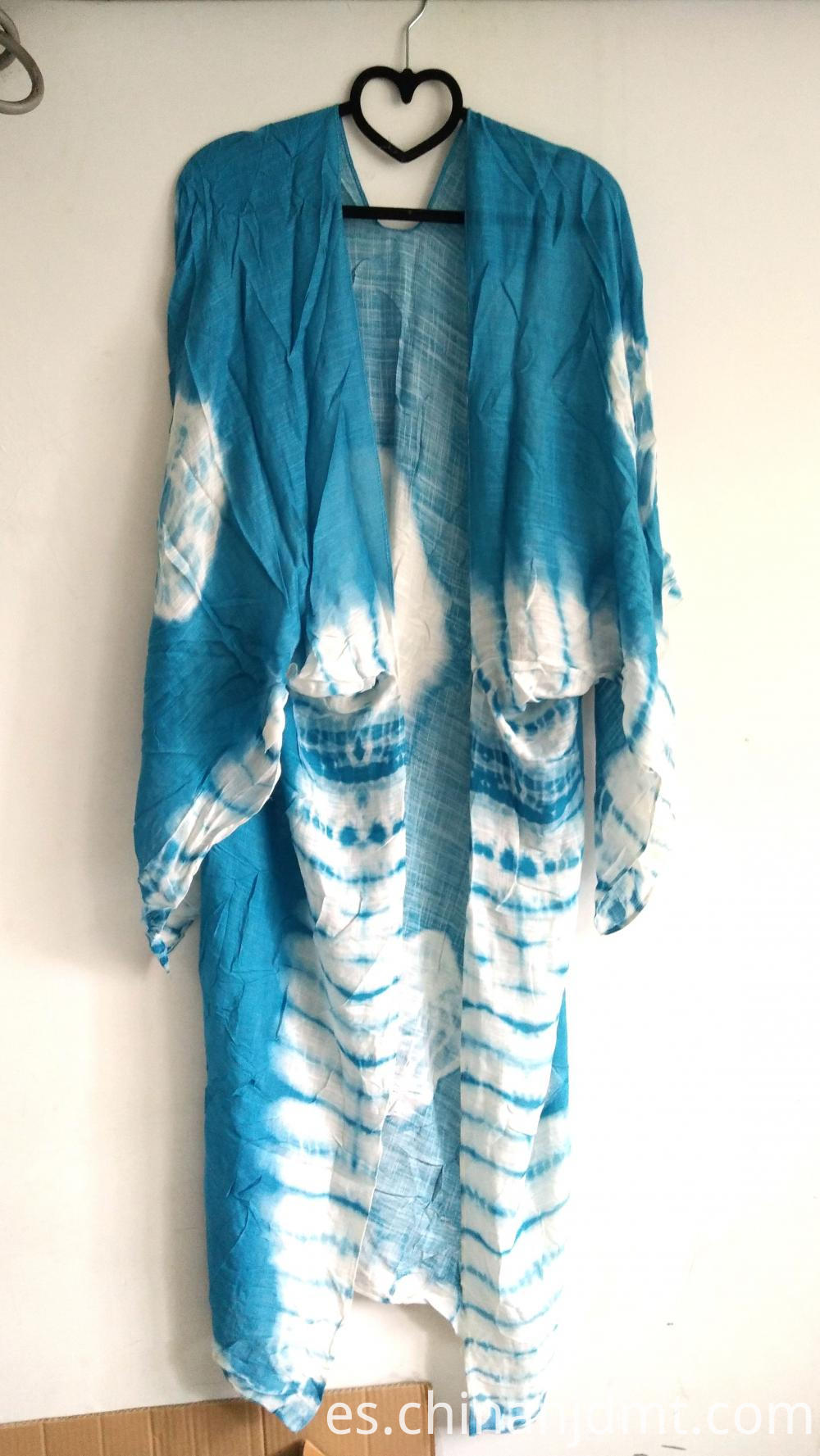 Ladies Tie-dyed Viscose Wrap