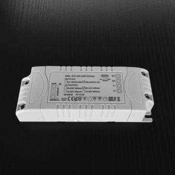 20w dali dimmable led luces del panel conductor