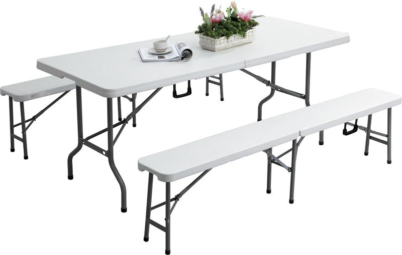 6 Ft Outdoor Folding Table