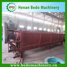China supplierdouble roller wood debarker/wood log debarker for sale 008613253417552