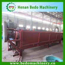 China supplierdouble descascador de madeira do rolo / debarker log de madeira para venda 008613253417552