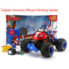 Outdoor Captain America 4WD RC Rock Crawler Car for Hobby Sale