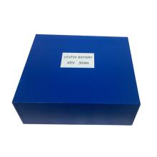 Paquet de batterie du phosphate de fer de lithium 48V 30ah LiFePO4