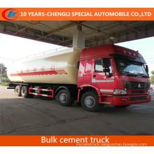 HOWO 8X4 40.6cbm Bulk Cement Truck
