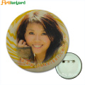 Custom Button Badges With Printing Logo