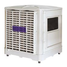 Испарительный воздушный охладитель бокового выброса