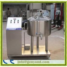 Equipamento de Pasteurização de Leite em Aço Inoxidável